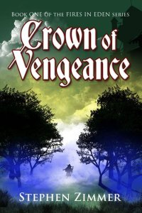 crown of vengeance book cover