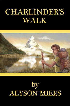 charlinder's walk book cover
