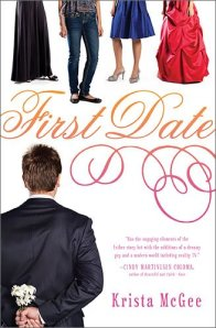 first date book cover