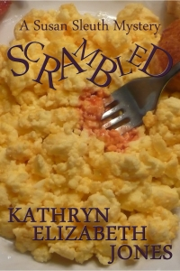scrambled book cover
