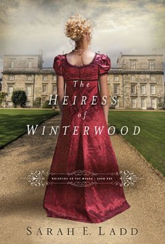 the heiress of winterwood book cover