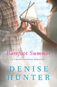 barefoot summer book cover