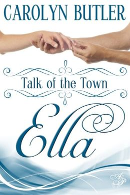 talk of the town ella book cover