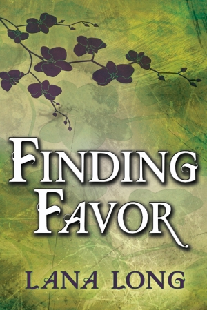finding favor book cover