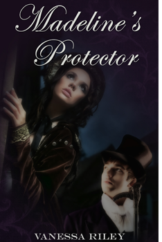 madeline's protector book cover