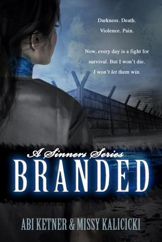 branded book cover