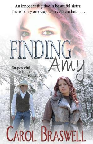 finding amy book cover