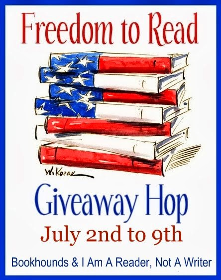 freedom to read giveaway hop button