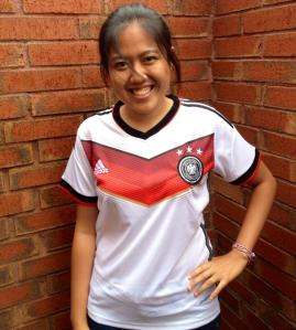 birthday present germany jersey