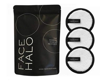 face halo makeup remover pads