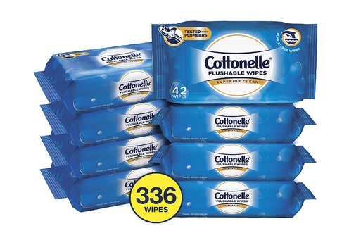 cottonelle wet wipes